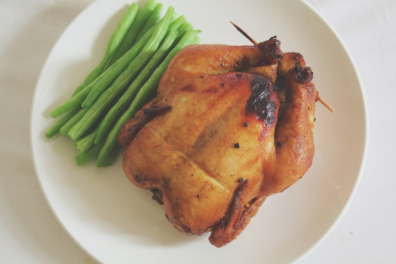 Honey-Roasted Chicken