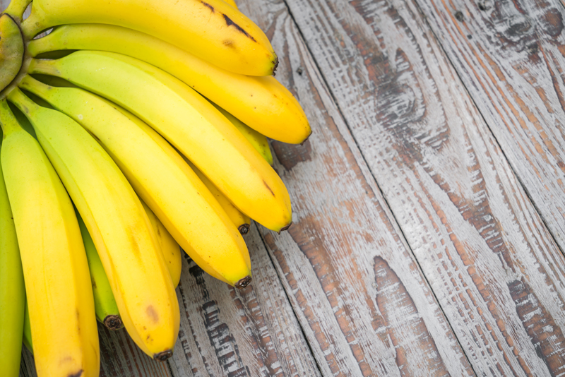 High Blood Pressure (Hypertension): Bananas
