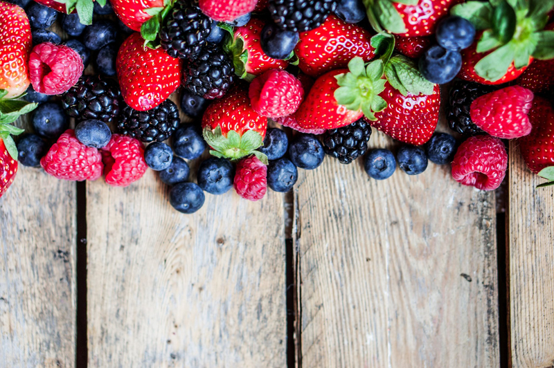 High Blood Pressure (Hypertension): Berries
