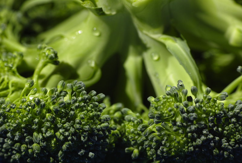 High Blood Pressure (Hypertension): Broccoli