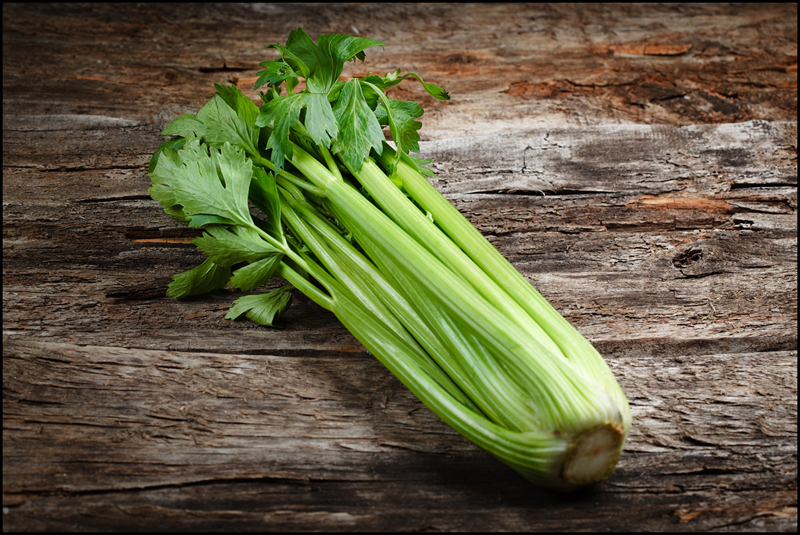High Blood Pressure (Hypertension): Celery