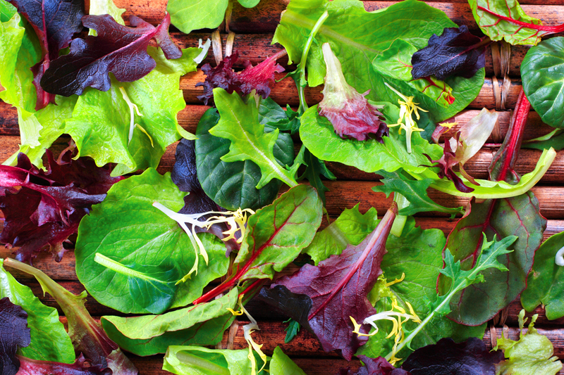 High Blood Pressure (Hypertension): Leafy Greens