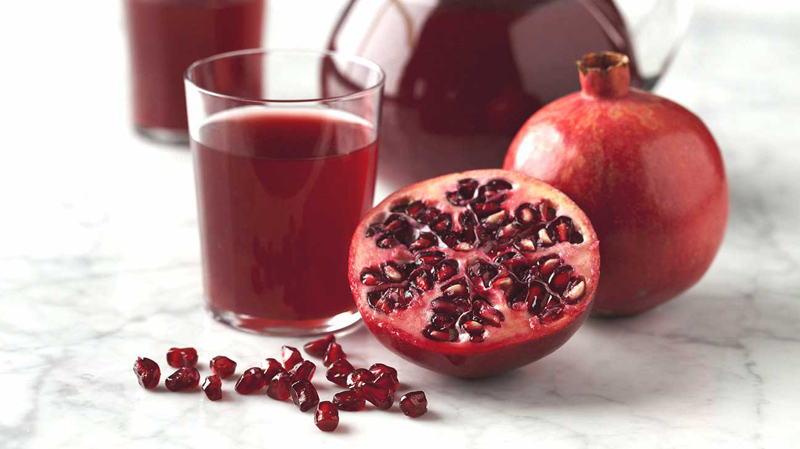 High Blood Pressure (Hypertension): Pomegranate Juice