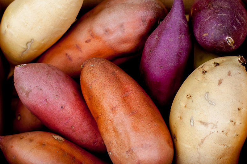 High Blood Pressure (Hypertension): Potatoes & Sweet Potatoes