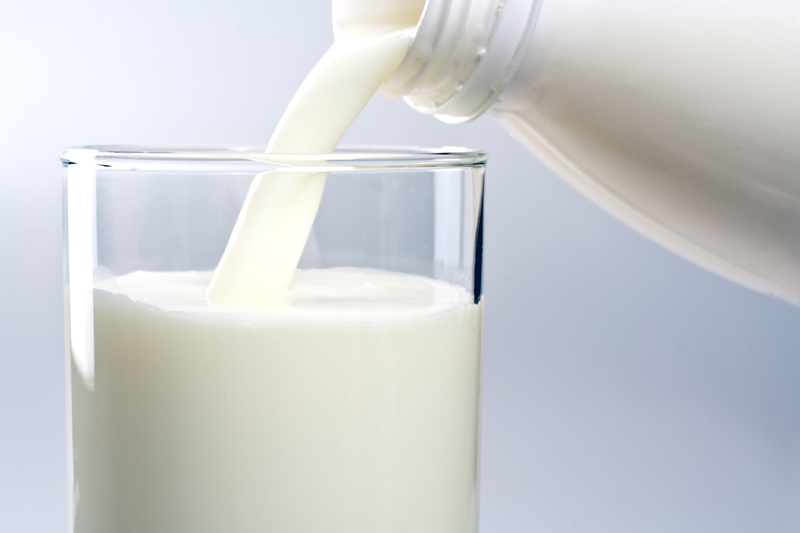 High Blood Pressure (Hypertension): Skim Milk