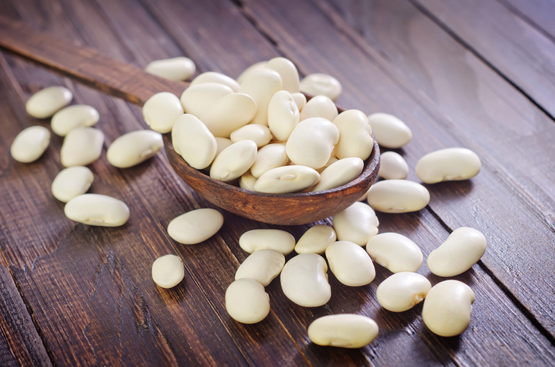 High Blood Pressure (Hypertension): White Beans