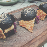 SHARE WITH FRIENDS: KUROBUTA PORK BELLY SLIDERS