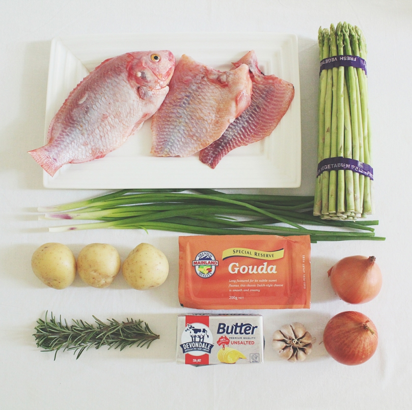 Plokkfiskur (Icelandic Fish Stew) Ingredients