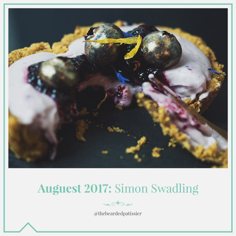 Auguest 2017: Simon Swadling