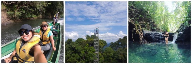 Ulu Temburong National Park Adventures