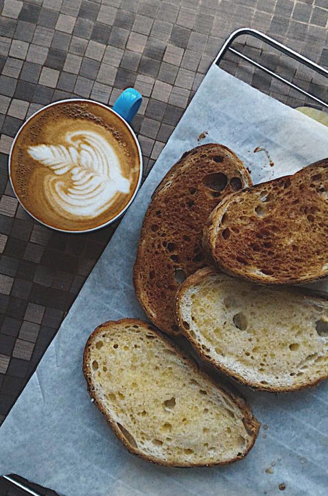 Rustic Bread: PMS Toast