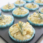 Feta Cheese, Onion & Rosemary