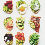 Easy Avo Toasts
