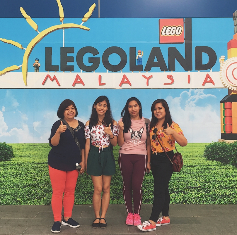 Day Trip to Legoland, Nusajaya, Malaysia