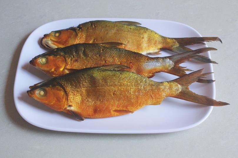 Tinapang Bangus or Smoked Milkfish