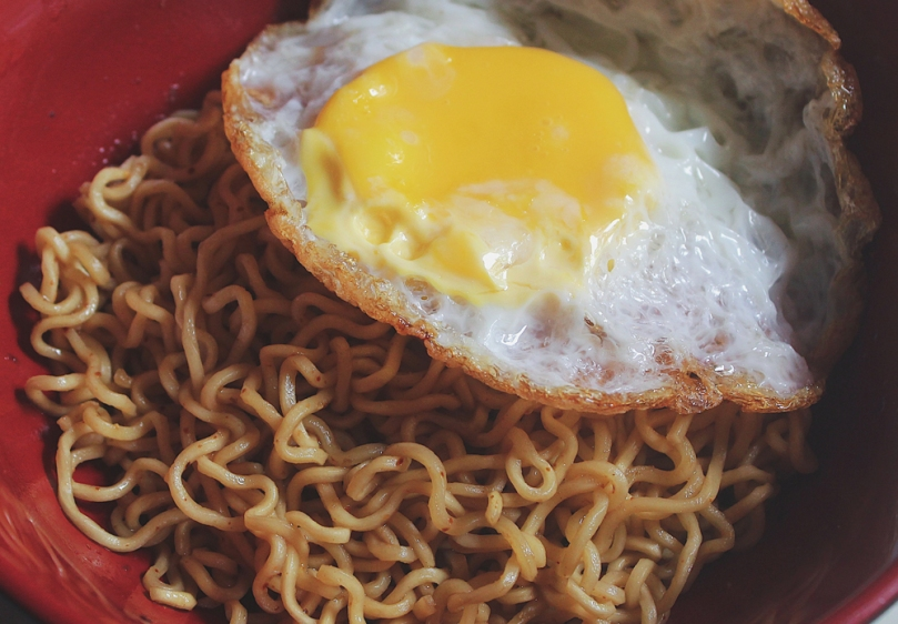 Level Up Instant Noodles