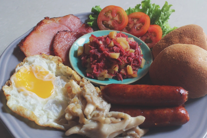Full Pinoy Breakfast