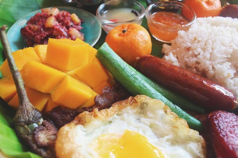 Big Breakfast Bilao