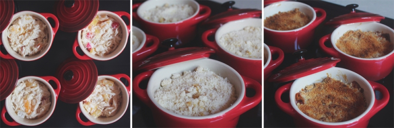 Buko Salad Crumble