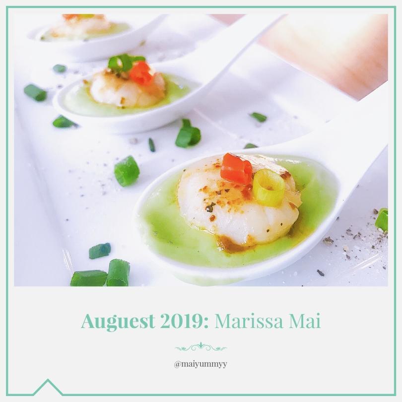 Auguest 2019: Marissa Mai