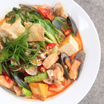 Seafood Thai Red Curry