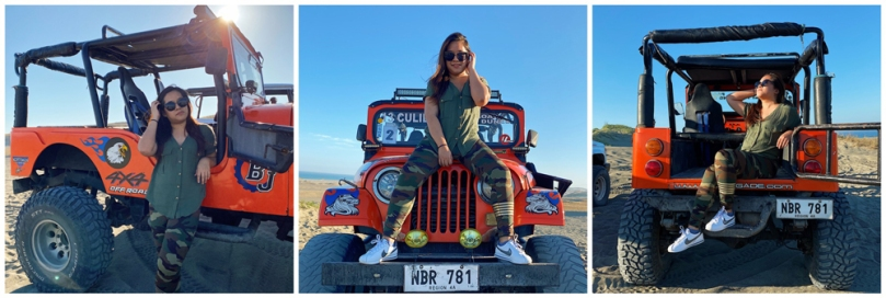 4x4 Paoay Sand Dunes, Ilocos Sur