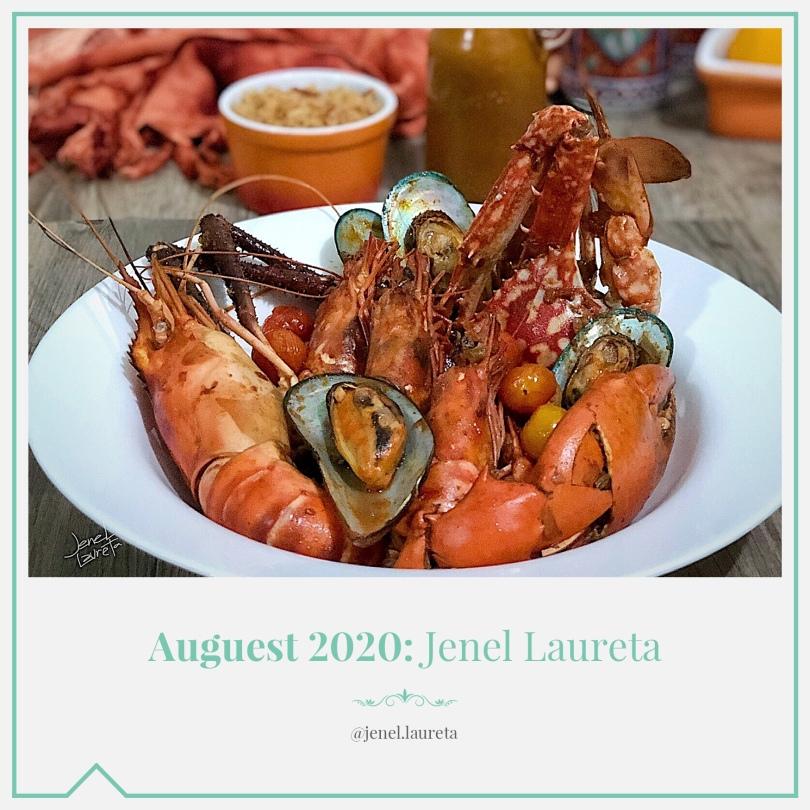 Auguest 2020: Jenel Laureta