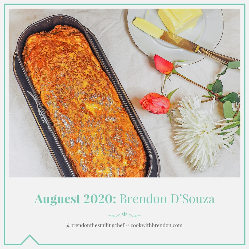 Auguest 2020: Brendon D'Souza