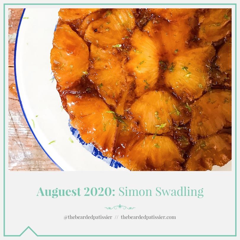 Auguest 2020: Simon Swadling