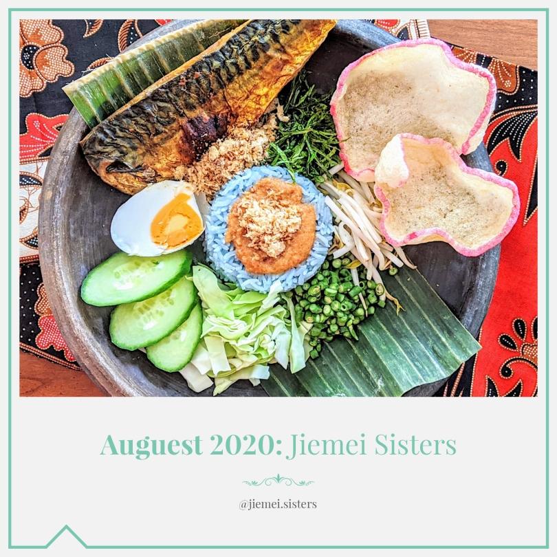 Auguest 2020: Jiemei Sisters