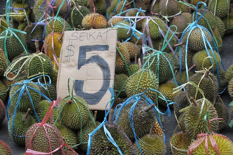 Negara Brunei Darussalam - Fresh Durian