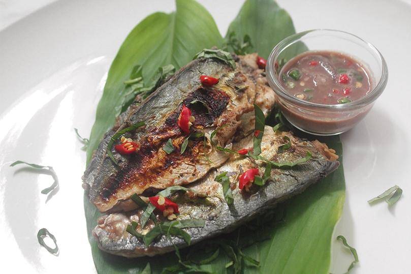 Ikan Sabuko (Grilled Tamarind Fish)