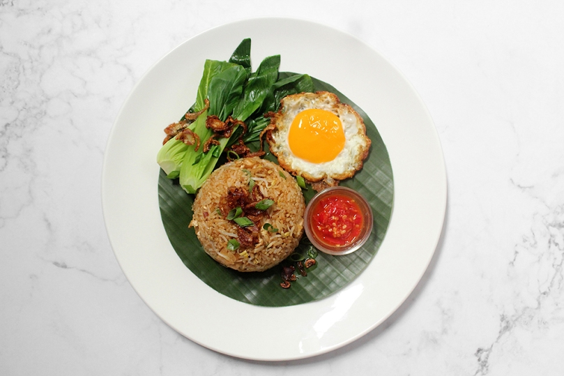 Nasi Goreng (Indonesian Fried Rice)