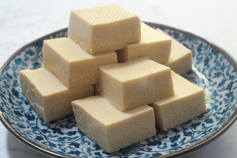 Homemade Egg Tofu