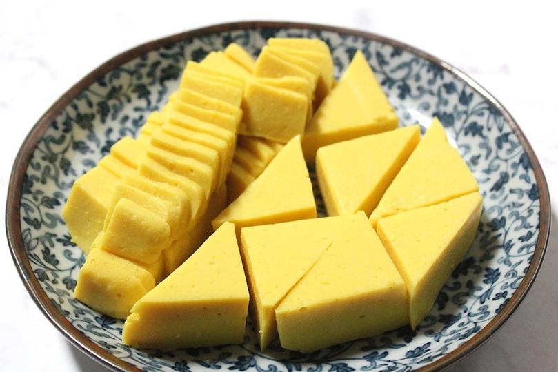 Tohu (Burmese Chickpea Tofu)